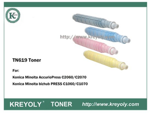 TN619 TONER CARTRIDGE FOR KONICA MINOLTA Bizhub Press C1060/C1070