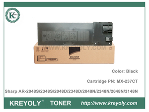 Sharp MX237 MX-237FT GT Toner Cartridge for AR-2048S 2048D/N 2348D/N 2648N 3148N