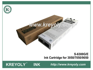 Riso ComColor 3050 7050 9050 Ink Cartridge S-6300 S-6301 S-6302 S-6303