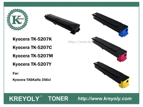 TK-5205/5206/5207/5208/5209 COLOR TONER CARTRIDGE FOR KYOCERA Taskaifa 356ci
