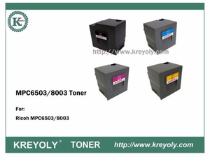 Ricoh Color Toner Cartridge MPC6503 MPC8003