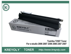 Toshiba T2507 Toner Cartridge for e-studio 2006 2007 2306 2506 2307 2507