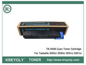 Kyocera TK8308 Toner Cartridge for TASKalfa3050ci 3550ci 3551ci 3501ci