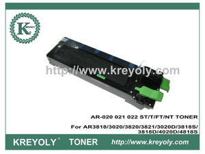 Sharp AR-020 021 022 ST/T/FT/NT toner