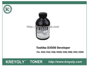 Toshiba D3500 DEVELOPER FOR BD450/352/358/4500/458/288/350/3500