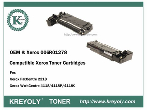 Compatible Xerox FaxCentre 2218 and Xerox WorkCentre 4118 4118P 4118X Toner Cartridge
