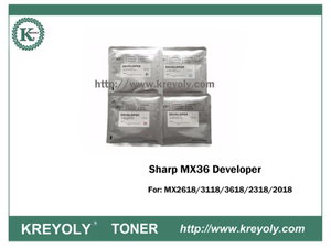 MX36 Developer For Sharp MX2618/3118/3618/2318/2018