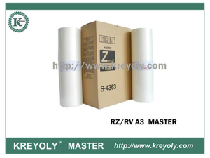 RZ A3 Duplicator Master for RZ570/5790/590