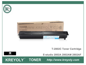 T-2802C T-2802P Toner Cartridge For Toshiba E-studio 2802A 2802AM 2802AF Toner cartridge
