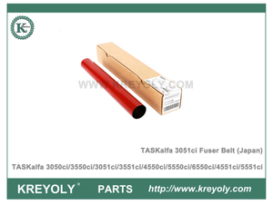 Fuser Film For Kyocera TASKalfa 3050ci 3550ci 3051ci Fuser Belt Fixing Film Sleeve (Japan)