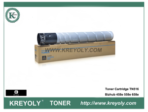 Konica Minolta TN516 Toner Cartridge for Bizhub 458e 558e 658e