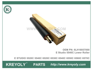 6LH16937000 For Toshiba E STUDIO 5520C 5540C 5560C 6520C 6530C 6540C 6550C 6560C 6570C Lower Sleeved Roller