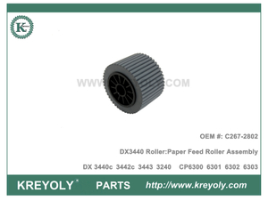 Ricoh C267-2802 Feed Roller Assembly DX3440c DX3442c DX3443 CP6301