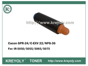 Copier Toner Cartridge for GPR-24/NPG-36/C-EXV22