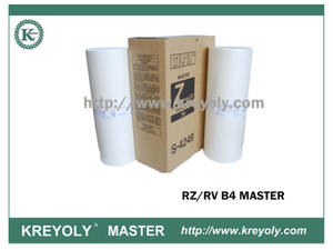 RZ/eZ B4 Digital Master Roll for RZ200/220 EZ2560/2590