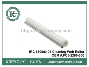High Quality Compatible Cleaning Web Roller For Canon IRC6800/8105 FC5-2286-000
