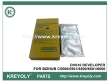 DV610 DEVELOPER FOR BIZHUB C5500/5501/6500/6501/6000