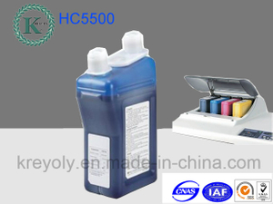 Riso High Technology Comcolor Refill Ink for HC5500 Cyan