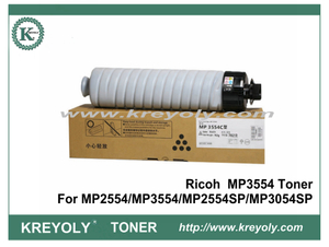 MP3554 Toner Cartridge For Ricoh MP2554/MP3554/MP2554SP/MP3054SP