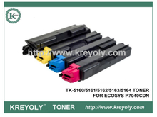 TK-5160/5161/5162/5163/5164 COLOR TONER CARTRIDGE FOR KYOCERA ECOSYS P7040CDN