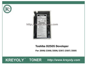 Toshiba D2505 DEVELOPER FOR ES 2006/2306/2506/2307/2507/2505