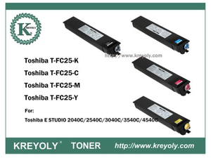 Color Toner Cartridge Toshiba T-FC-25