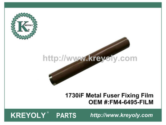 High Quality Compatible Canon IR1730 Metal Fuser Fixing Film
