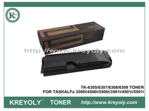 TK-6305 6307 6308 6309 TONER CARTRIDGE FOR KYOCERA TASKALFa 3500I/4500I/5500I/3501I/4501I/5501I