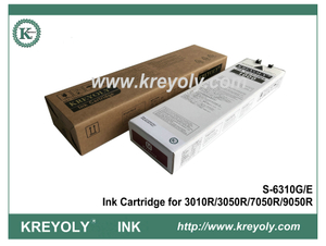 Magenta S-6310 Ink Cartridge for Riso ComColor 3010R 3050R 7050R 9050R