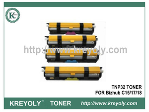 TNP32 TONER FOR Bizhub C15/17/18