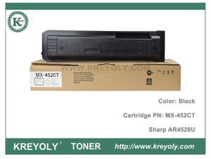 MX452 Sharp MX-452CT FT Toner Cartridge for AR4528U Copier