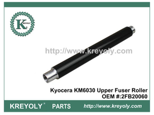 High Quality Upper Fuser Roller 2FB20060 for Kyocera KM6030