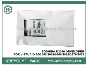 Toshiba D2060 DEVELOPER FOR Toshiba 2040/2068/0860/2868/2870/2878