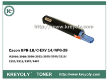 Toner Cartridge for Canon GPR-18/NPG-28/C-EVX14