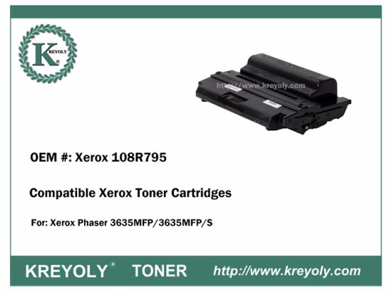Compatible Xerox Phaser 3635MFP 3635MFP/S Toner Cartridge