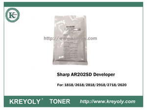 AR202SD Developer For Sharp 1818/2618/2818/2918/2718/2620