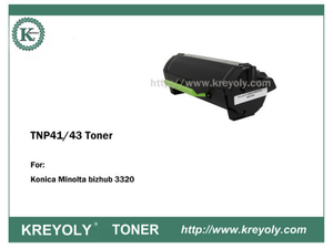 TNP41 TNP43 TONER CARTRIDGE FOR KONICA MINOLTA Bizhub 3320