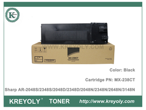 MX238 Sharp MX-238FT GT Toner Cartridge for AR-2048S 2048D/N 2348D/N 2648N 3148N