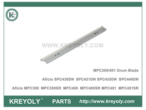 MPC300 Drum Cleaning Blade For Rioch Aficio MPC300 MPC400 MPC401 SPC430 SPC431 SPC435 SPC440
