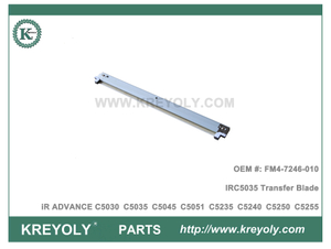 FM4-7246-010 IR ADVANCE C5030 C5035 C5045 C5051 C5235 C5240 C5250 C5255 Transfer Belt Blade