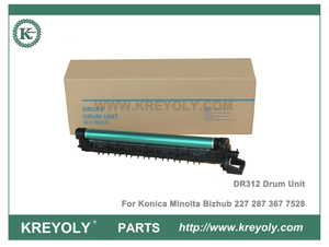DR312 Drum Unit For Konica Minolta Bizhub 227 287 367