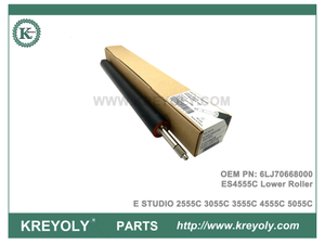 6LJ70668000 For Toshiba E STUDIO 2555C 3055C 3555C 4555C 5055C Lower Sleeved Roller 6LJ70596000