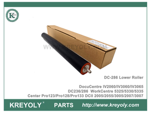 Xerox DC286 Lower Fuser Roller for WorkCentre 5325 5330 5335 Centre Pro123 Pro128 Pro133 DocuCentre IV2060