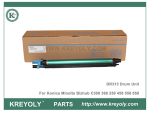 DR313 Color Drum Unit For Konica Minolta Bizhub C258 C308 C368 C458 C558