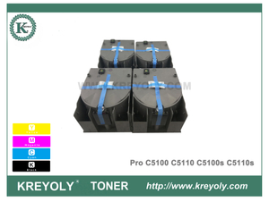 Compatible Toner for Ricoh Pro C5100 C5110 5100 5110 C5100s C5110s Toner Cartridge