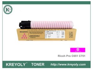 Ricoh Color Toner Cartridge for Pro C651 C751
